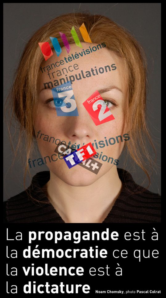 Propaganda and democracy - Graphis