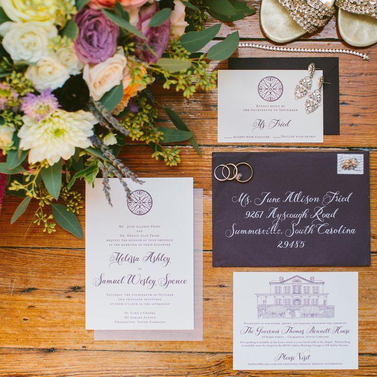 how to return address wedding envelopes%0A Governor Thomas Bennett House Wedding Invitation  Invitation WordingDesign  ProcessReturn AddressPrinting