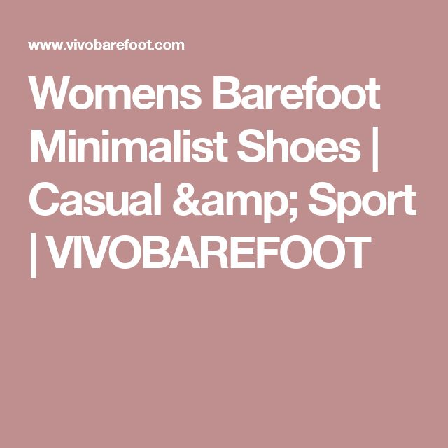 Womens Barefoot Minimalist Shoes | Casual & Sport | VIVOBAREFOOT