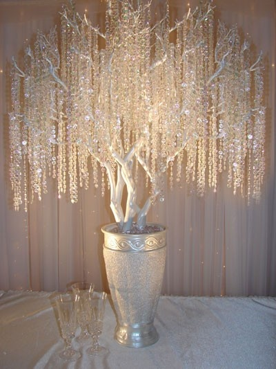 Looking for a crystal wedding tree for an upcoming wedding client in DC! Any suggestions on where to find one?