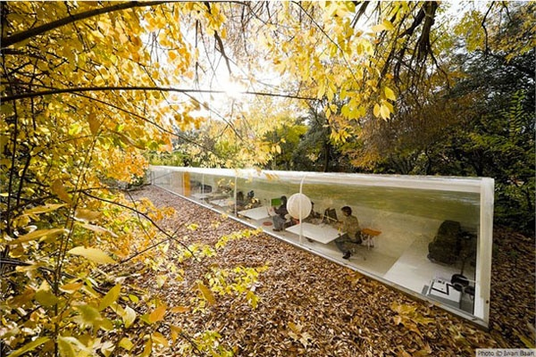 Selgas Cano Architects Office in Spain