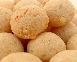 Chipa - Little hot cheese bread balls originating in South America, particularly Argentina and Paraguay - SO TASTY!!!