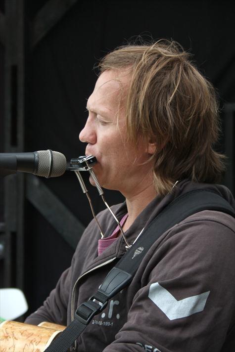 """Festival gig """"Fest sa prästen i Bingsjö"""" 2012  Photo: Mats Rönnblad"""