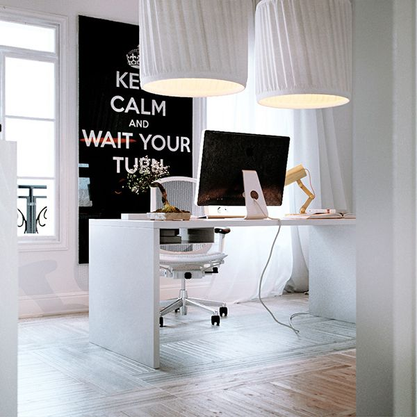 70 best Home Office images on Pinterest Office spaces Office