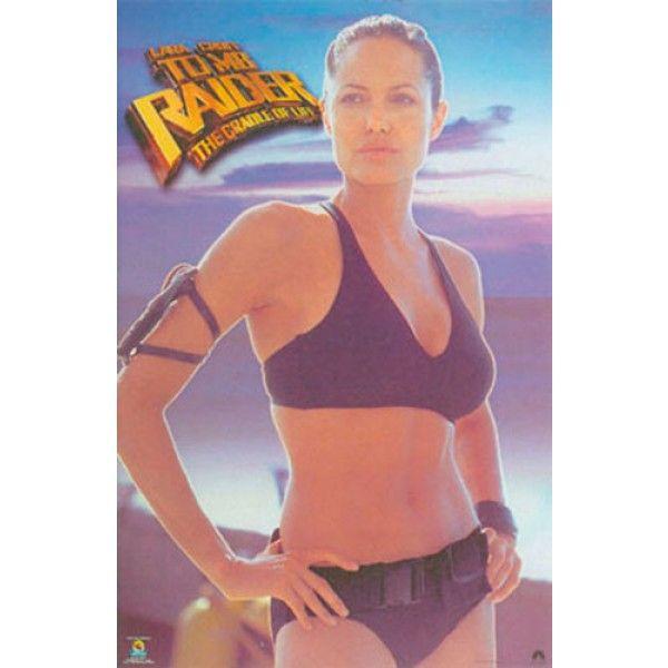 Tomb Raider - Lara Croft - Movie Poster