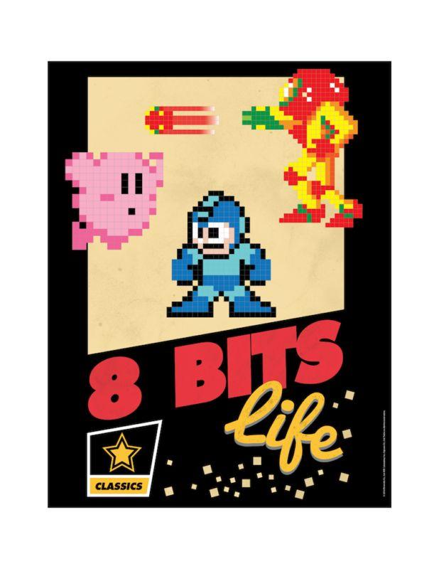 8 Bits Life