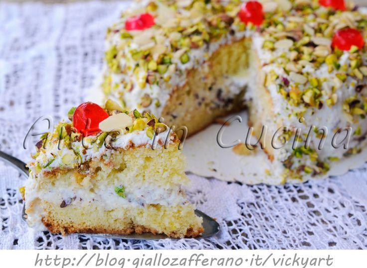 Torta Fedora alla ricotta ricetta siciliana, facile e veloce da preparare, torta semplice farcita, ricetta antica siciliana, torta fresca , idea dolce per ferragosto