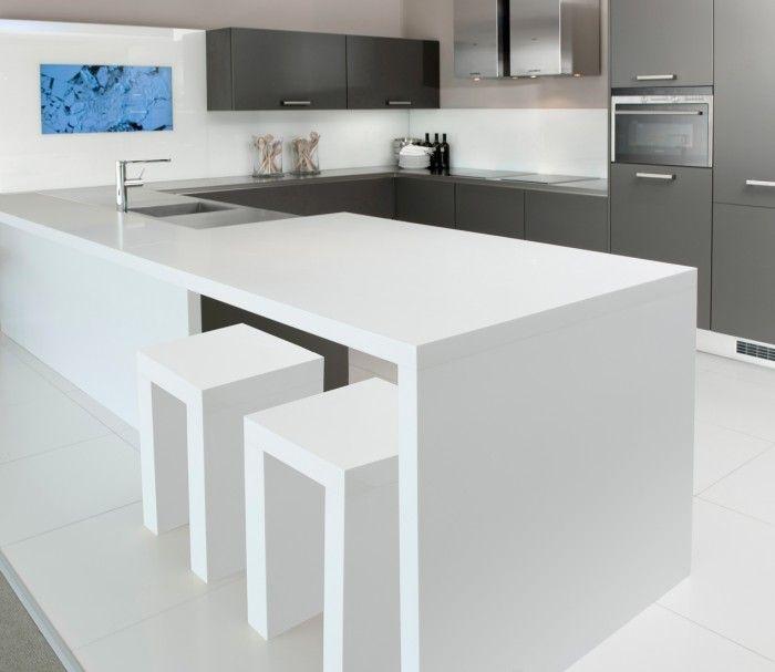 25 beste idee n over luxe keukens op pinterest - Moderne luxe keuken ...