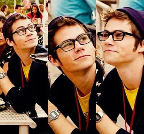 Dylan in the internship