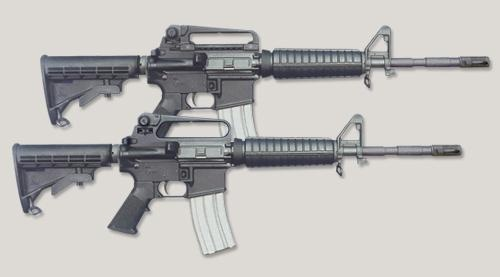 "Bushmaster M4 ""Izzy"" (5.56x45mm)"