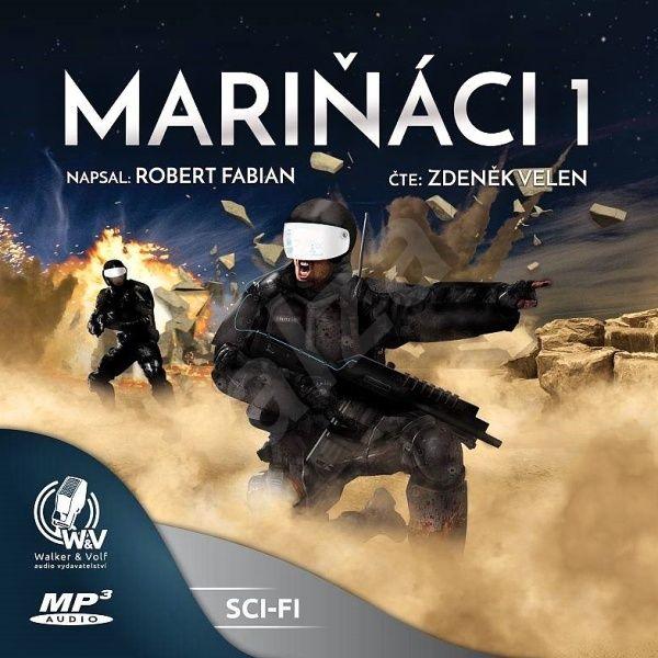 iTunes Cover Studio.cz: Robert Fabian: Mariňáci 1  (1 CD MP3) (účinkuje zd...