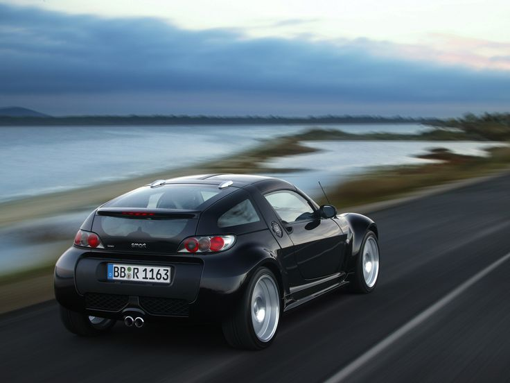 Brabus Smart Roadster Coupe ...