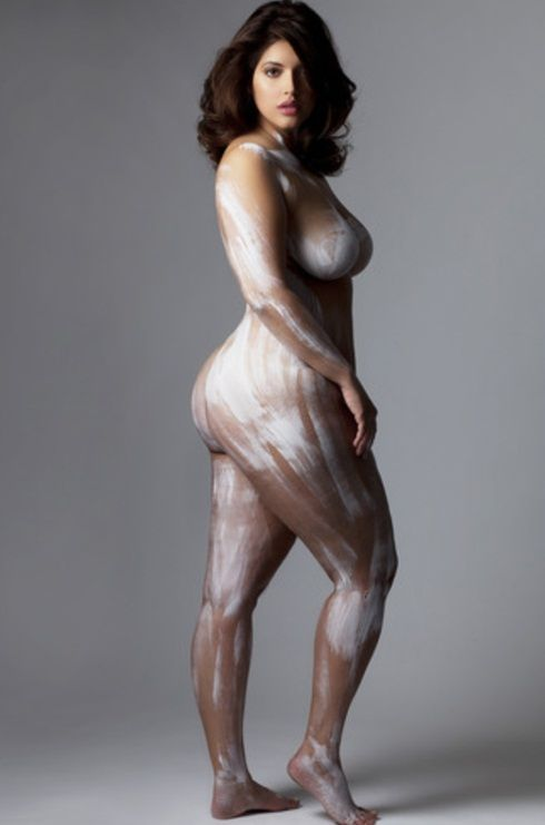 Voluptuosa mujer madura rubia - Culonas XXX