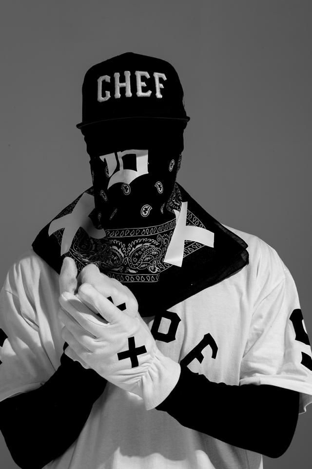 Dope Chef Mens Clothing