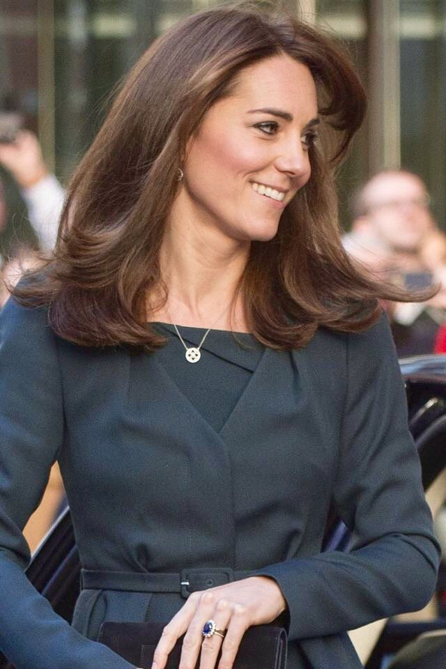 Pin By Tha On Kate 16 Kate Middleton Hair Duchess Kate New Short Haircuts