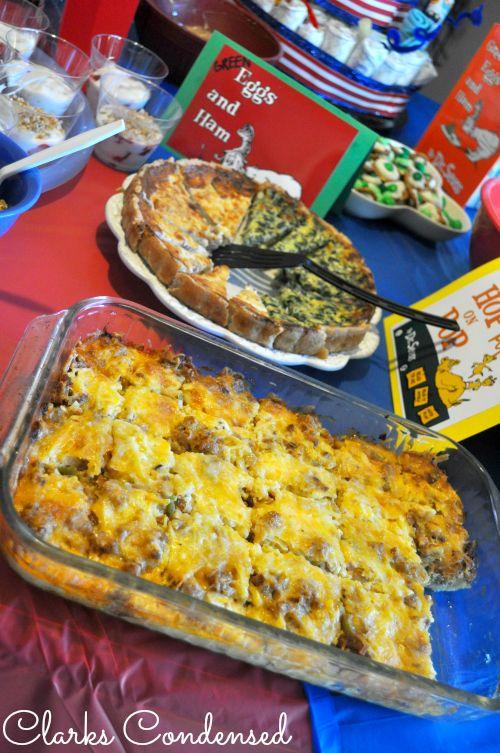 Sausages, Breakfast and Breakfast casserole on Pinterest