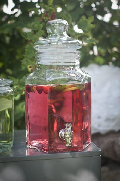 Glasburk med kran (6,5 liter) - Strömshaga - hemlangtan.com