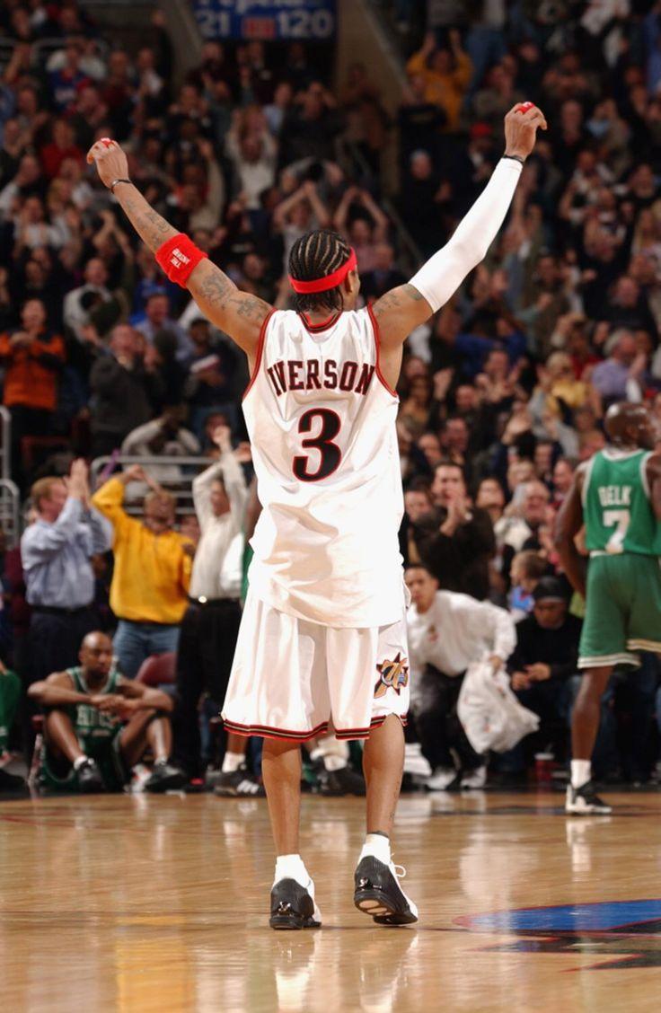 Allen Iverson Allen Iverson Nba Basketball