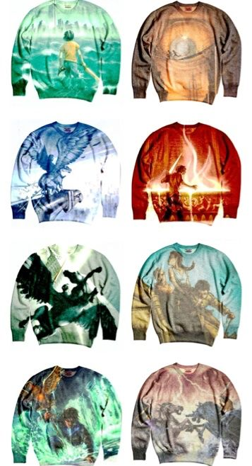percy jackson hoodies - Google Search
