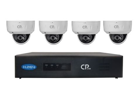 5MP IP HD SECURITY CAMERA SYSTEM WITH 2TB HARD DRIVE. Contact Six Tech USA for more info on our professional grade commercial and residential security camera packages.