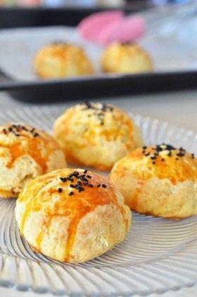 トルコ料理☆チーズ・スコーン