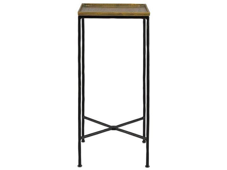 Currey and Company Boyles Drinks Table CY40000012 from Walter E. Smithe Furniture + Design