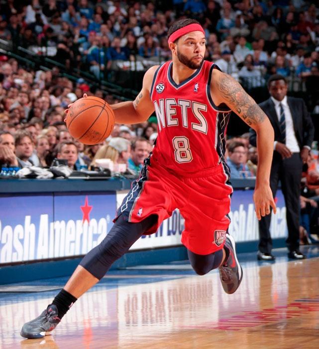 Deron Williams/ Brooklyn Nets / #8