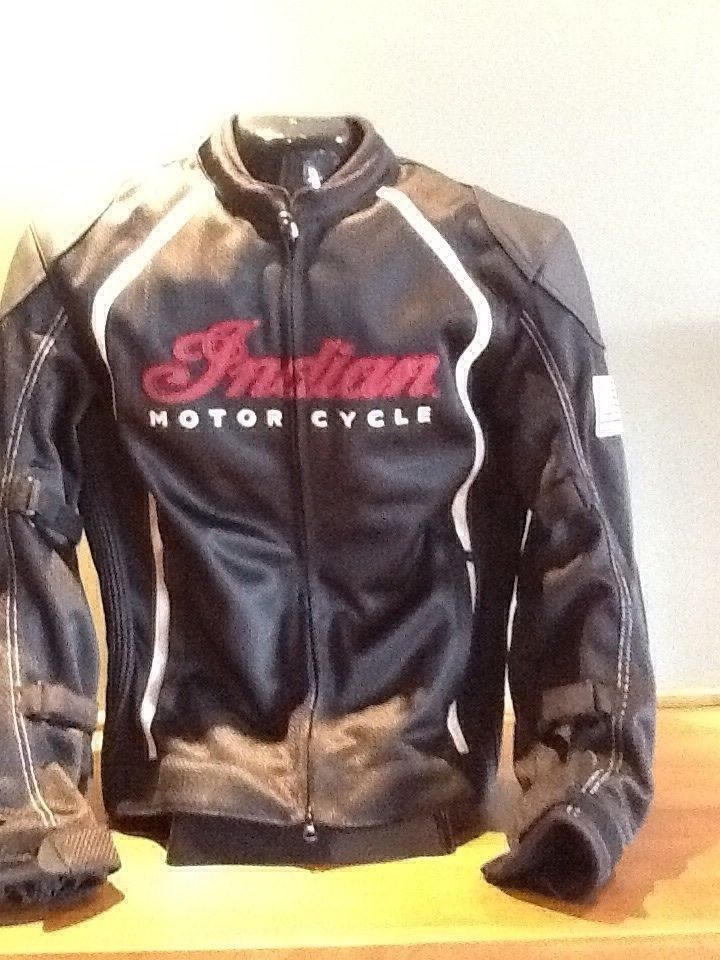 NEW Genuine Indian Motorcycle Men's Springfield Mesh