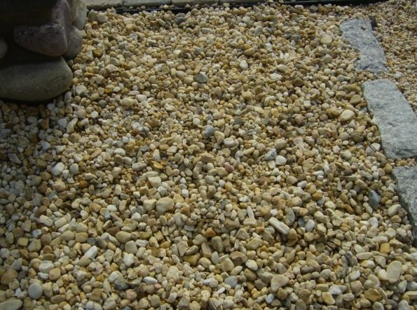 A pet friendly yard starts with #sand and #gravel. Repin and share! | Maryland | Irwin Stone
