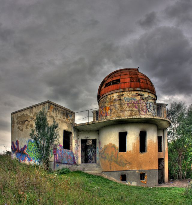 The Loneliness of the Long-Abandoned Space Observatory