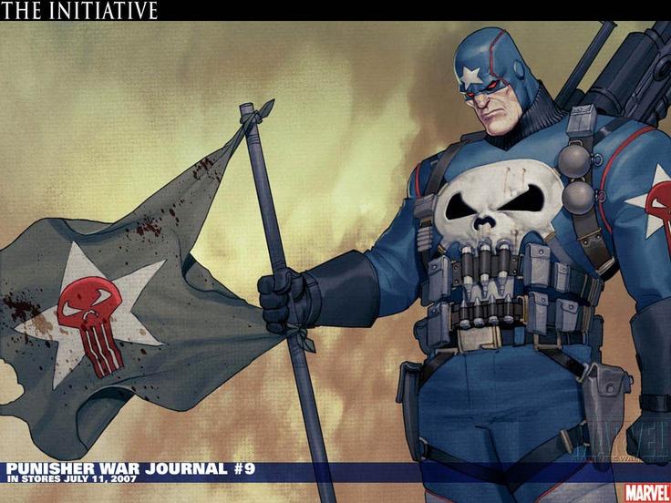 Comic Book Art: Art Community, Marvel Comic Character, Marvel Comics, Comic Arts, Comics 21, Punisher War, Comic Book, War Journal