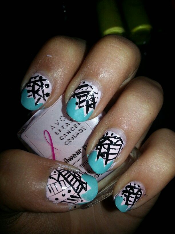 34 best my nail art work✌ images on Pinterest | Art pieces, Art ...