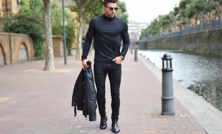 Spray On Skinny Jeans Men | How to Wear Men's Skinny Jeans | The Idle Man