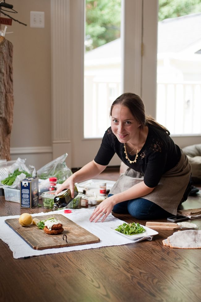 a daily something: Sneak Peek   Recent Work For Sauce Queens - food styling