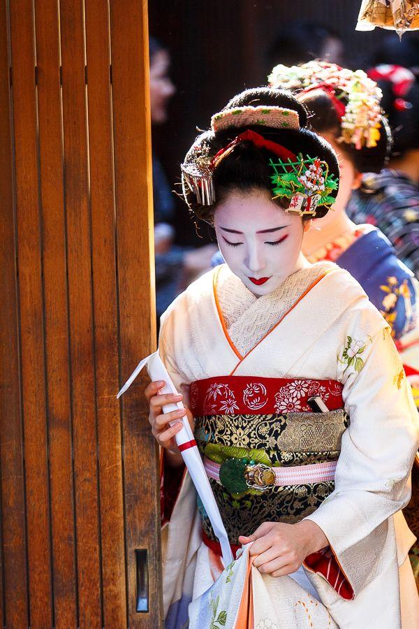 Kotohajime in Gion Kobu