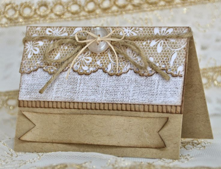 Wedding place card