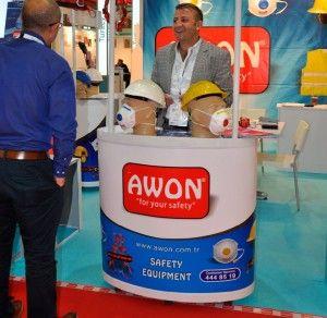 AB süreci ile sektör yeni ivmeler kazanacak... Avon İş Güvenliğinden Harun Durak ile Dubai Big5 fuarı ve Türkiye'nin AB süreci ile ilgili bir söy...