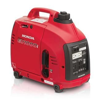 Small generators that might work well with our van.