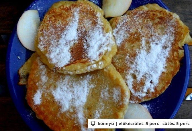 Lengyel almás palacsinta