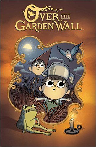 Over The Garden Wall: Pat McHale, Jim Campbell: 9781608868360: Amazon.com: Books