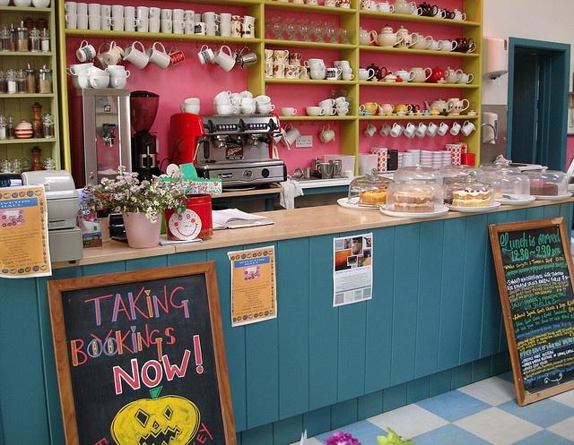Wiveton Hall Farm Cafe