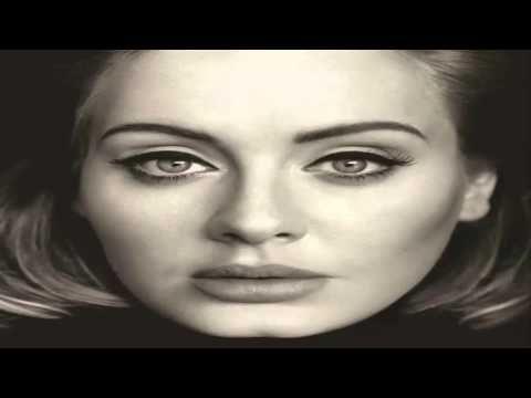 I Miss You - Adele - 25 Full Album - Instrumental/Cover/Lyrics/Karaoke