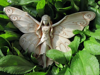 1273 Madame Butterfly #carruth #butterfly #fairy #gift #wings #usa #hand cast
