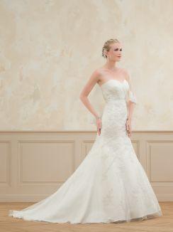 Robe de mariée Ilona Point Mariage