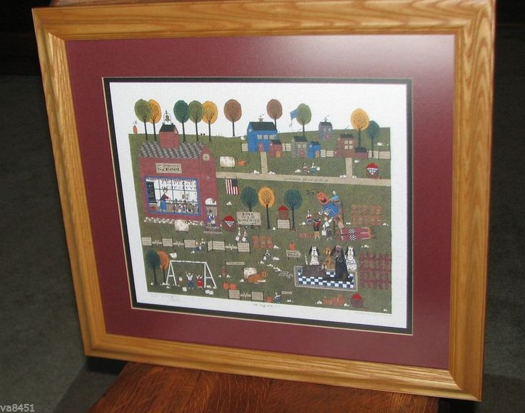Catherine Grunewald Artist Proof Print Quot The Dog Ate It Quot 12