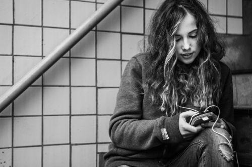 Een stoere Rotterdamse fotosessie met tienermeiden: www.urbanchicksshoot.nl.