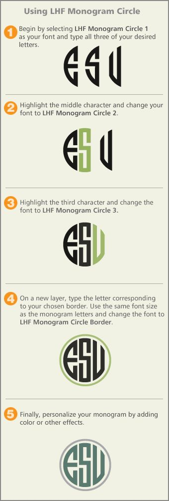 This site has awesome fonts (not free) including this great one for monograms.
