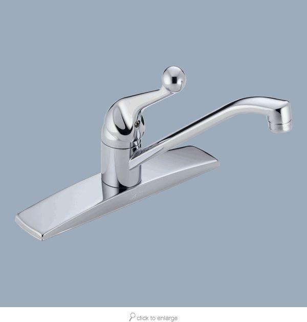 Pannage Robinet Qui Fuit Delta Faucet Classic Standard