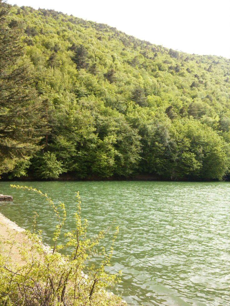 Boraboy krakter gölü
