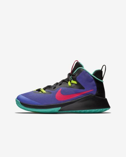 807b8efb6bb Nike Little Big Kids  Basketball Shoe Future Court